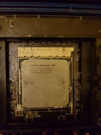 kit placa de baza soket 939 si procesor .
