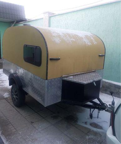 Домик на колесах