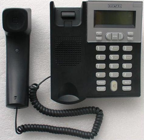 Telefon ALCATEL cu fir și cu display