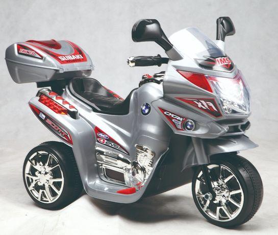 Mini Motocicleta electrica C051 35W cu 3 roti STANDARD #Grey