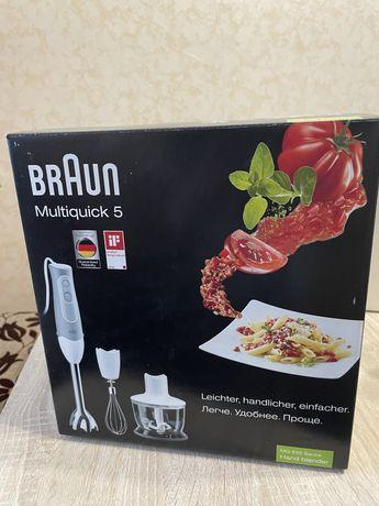 Braun multiquick 5(блендер, ручной)