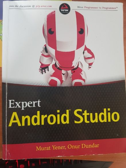 Expert Android Studio Wrox - Programming Book - Книга за програмиране