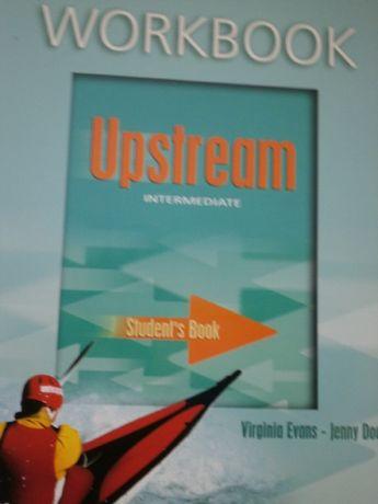 Учебна тетрадка по Английски език Upstream Intermediate, В1