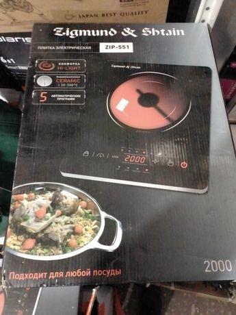 Продается индукционная плитка Zigmund Shtain. zip551.