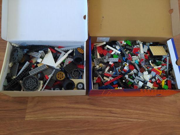 3500 деталей конструктора LEGO в идеальном состоянии