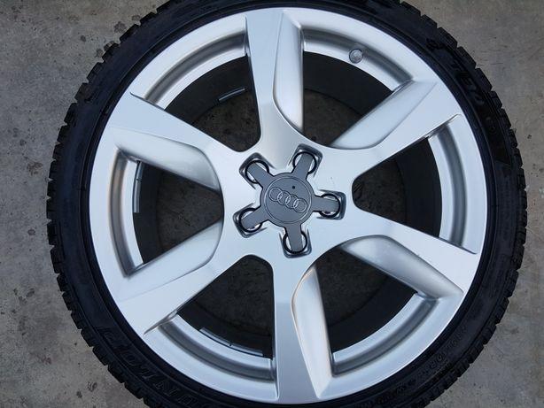 "Jante 18"" Audi R8 cu anvelope Iarna"