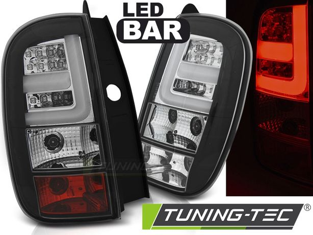 Stopuri LED Dacia DUSTER 04.10- LED BAR Negru