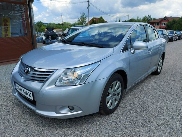 Toyota Avensis 2.0d4d/6-ск./Лизинг
