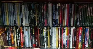 Распродажа домашней коллекции лицензионных DVD дисков с фильмами диски