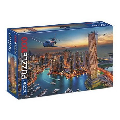Hatber puzzle 1000 элемент