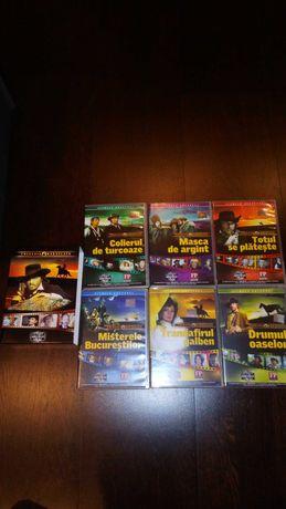 DVD-uri -Florin Piersic - colectia Margelatu