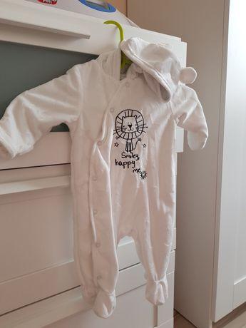 Combinezon bebe 0-3 luni 62 cm