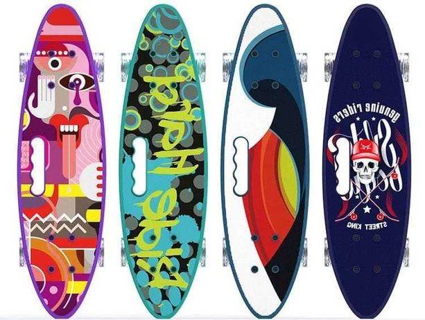 Детские самокаты, скейт 5000 тг