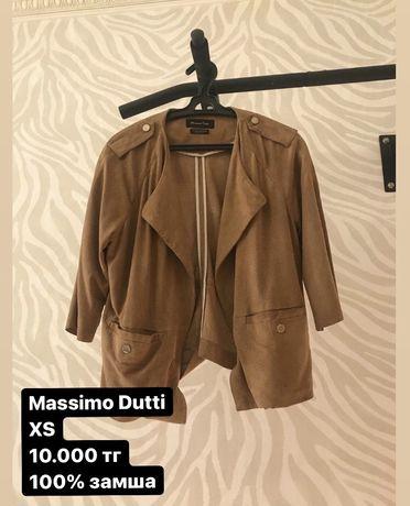 брендовая верхняя одежда Massimo Dutti, Cinzia Rocca