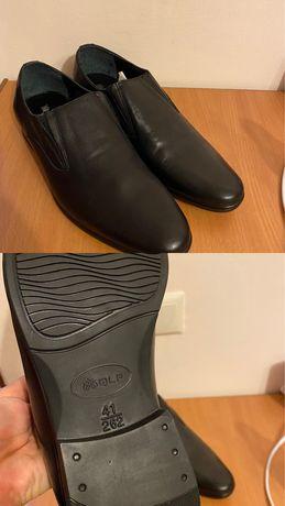 Туфли военные 41 и 43 рр