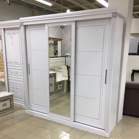 Шкафы купе мебель со склада дешево