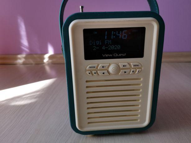 Radio view quest retro mini