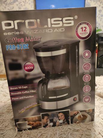 Кофеварка PROLISS PRO-9102
