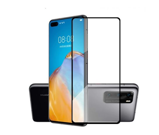 9D Стъклен Протектор Huawei P40/P30/P20/Lite/Pro/Smart/Z/5T/Mate 20/10