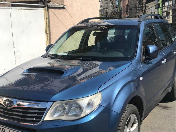 Subaru Forester, diesel