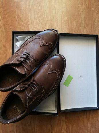 Обувки scott естествена кожа