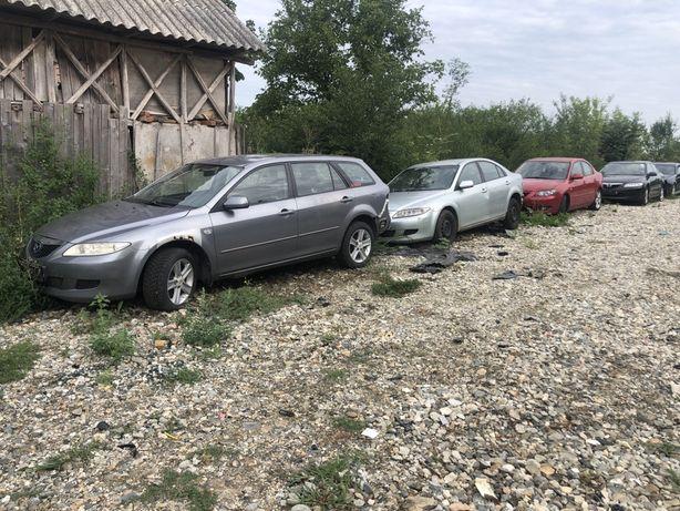 Piese Mazda 6 gg 2003-2006 diesel si benzina Orice piesa!!