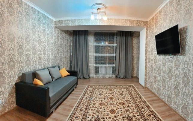 Квартира по часам ,посуточно Батыс-2 ,Сазда, Летный, 8мкр, Рынок Алтай