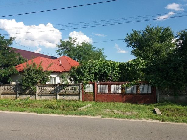 Vand Teren si Casa langa Targoviste, la 50 km Bucuresti, jud Dambovita