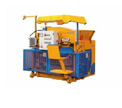 Masina - productie : blocuri , dale , pavele.