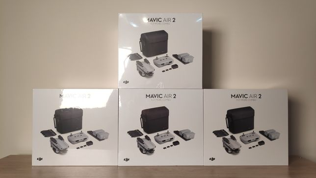 Mavic Air 2 Fly More Combo в кредит