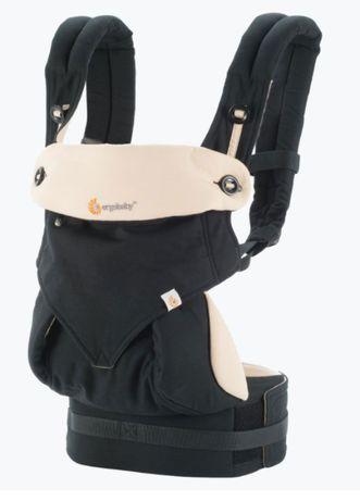 Ergobaby 360 Black/Camel , SSC, marsupiu ergonomic, port bebe