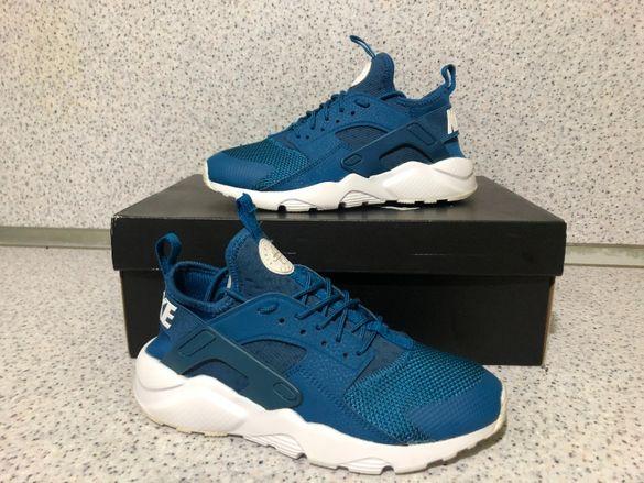 ОРИГИНАЛНИ *** Nike Air Huarache Run Ultra / Industrial Blue