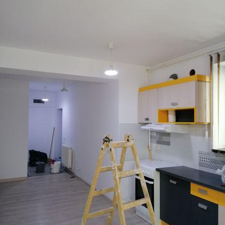 Igienizare apartamente spati comerciale
