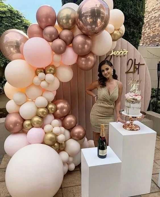 Балони с хелий и декорация за вашия празник