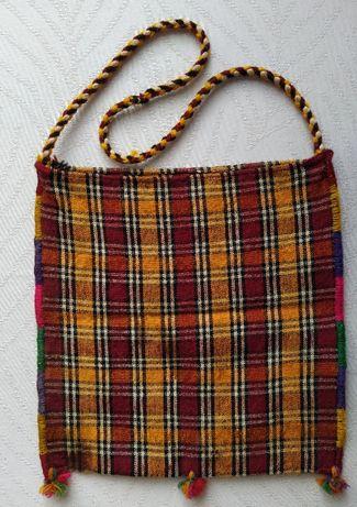 Родопски торбички - ръчно тъкани