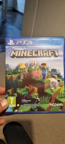 Minecraft PS4 ps4