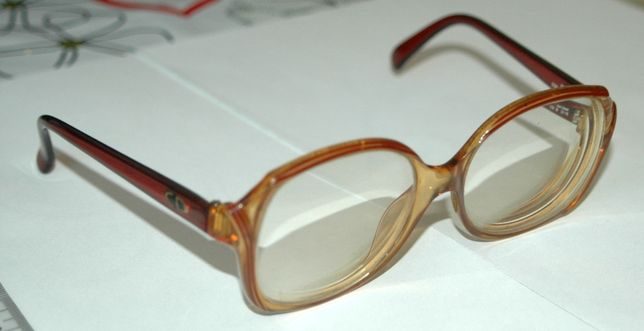 Rama ochelari Christian Dior-Germany-Vintage (anii 70-80) - originai