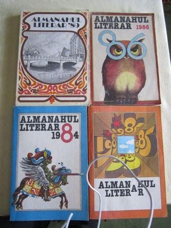 Almanahul literar 1984, 1985, 1986, 1989