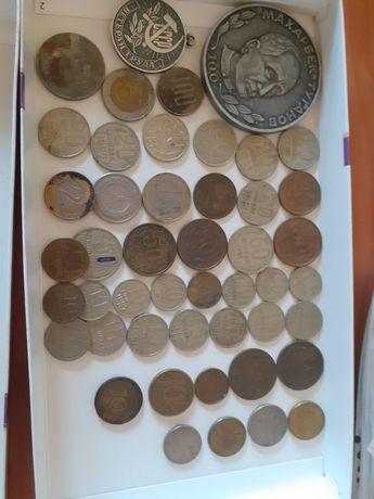 Продам монеты старые