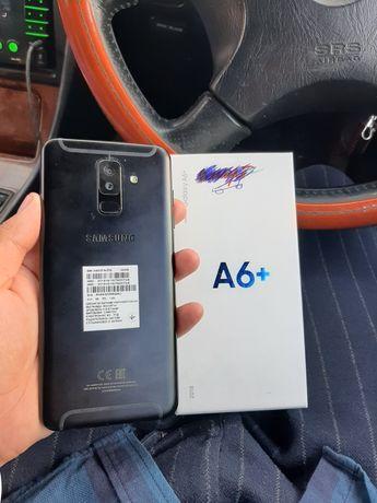 A6 plus Samsung Galaxy