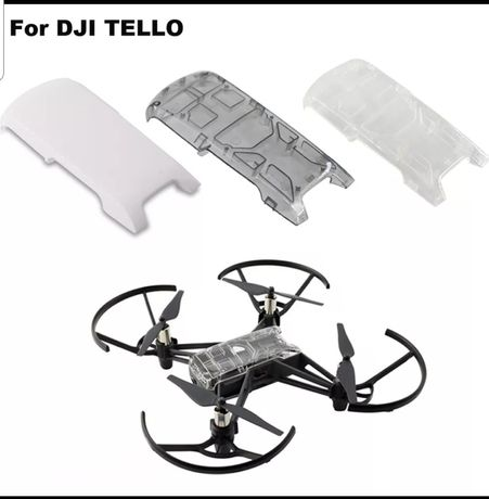 Drona Tello Accesorii,Carcase, una transparenta și una mata ca în poza