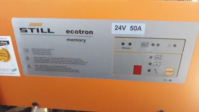 Încărcător STILL Ecotron memory 24 V