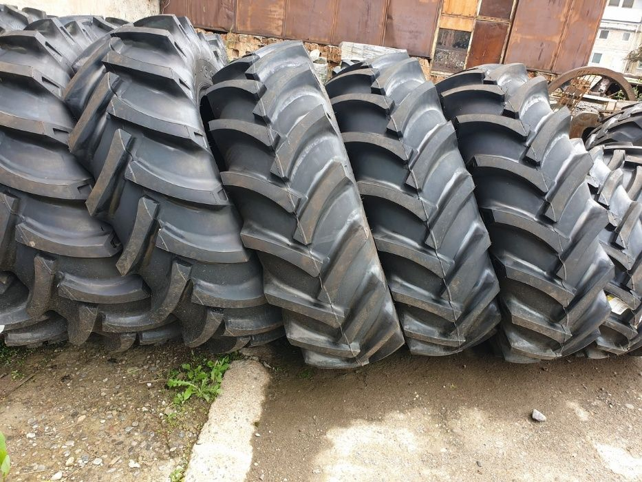 16.9-38 anvelope agricole noi livram si in tara OZKA cu 14 pliuri Ramnicu Valcea - imagine 1