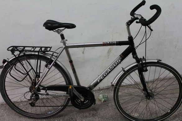 Велосипед много лек алуминиев монтаж 28 PEGASUS SOLERO ALU LIGHT