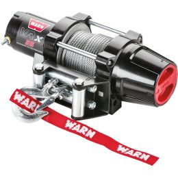 Troliu ATV Warn Winch VRX 25 1134 kg (2500 lb) - 15,2m QUAD