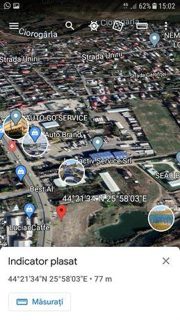 Vând teren intravilan in Bragadiru (preț negociabil)