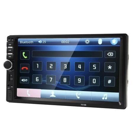Mp5 player auto ,2DIN Touch bluetooth7inch, USB 45X4W MIRROR LINK