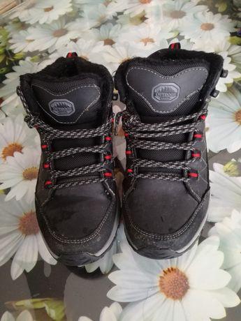 Обувь зимняя подростковая