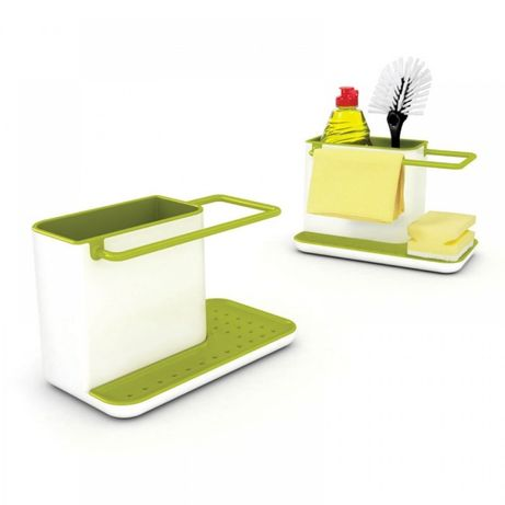 Органайзер за чиста мивка - подложка гъбичка за веро, сапун, сушилник