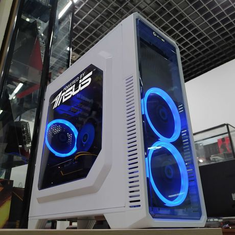 PBA Intel Core i5-10400F, GTX1650 Super, 16Gb RAM,SSD 120gb,HDD 1000gb